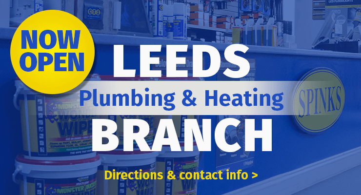 Spinks Leeds Branch Now Open Click for details