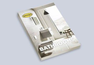 spinks bathroom brochure